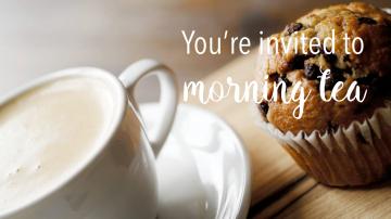 morningtea